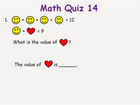 Quiz Questions Related To Maths   best trivia questions and answers 2014 html autos post