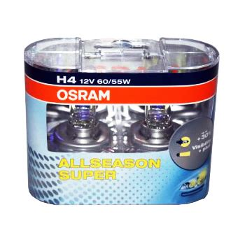 Bohlam Osram All Season Cb150r H4 Hs1 s9 thailand osram all season