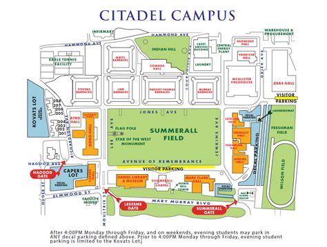 College Of Charleston Academic Calendar Joint Degree Programs Citadel College Of Charleston
