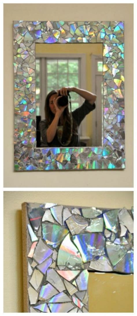 diy mirror projects 30 stunning diy mosaic craft projects for easy home decor