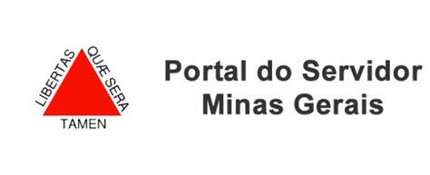 portal do servidor minas gerais portal do servidor mg contra cheque