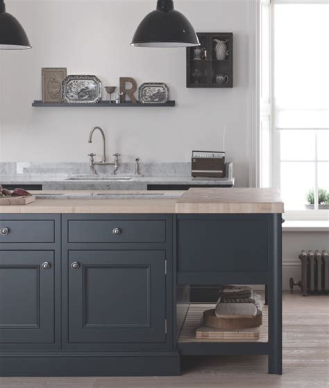 The Handmade Kitchen Company - handmade bespoke kitchens blackstone suffolk essex