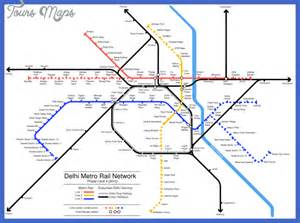 Delhi Metro Map by Delhi Subway Map Map Travel Holiday Vacations