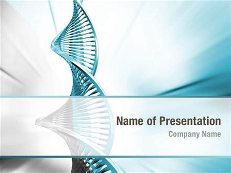 Dna Model Powerpoint Templates Dna Model Powerpoint Backgrounds Templates For Powerpoint Dna Powerpoint Template