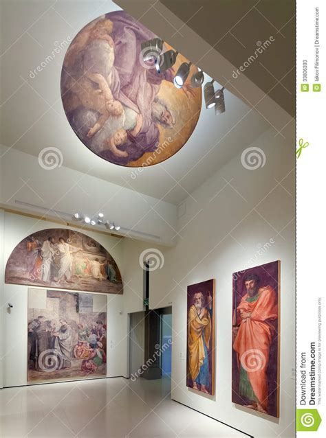 religious paintings   medieval art hall editorial