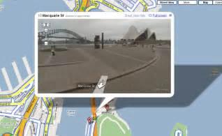 Google maps reveals street view in australia dannytalk a danny