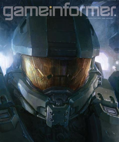 www gameinformer com may cover revealed halo 4 news www gameinformer com