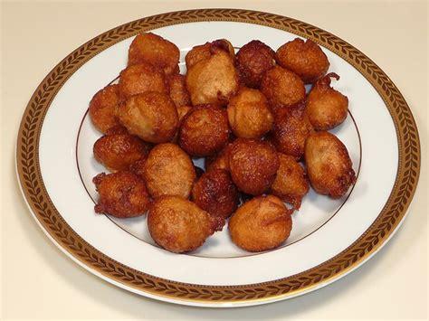 mini recipes gulgula mini donut manjula s kitchen indian vegetarian recipes
