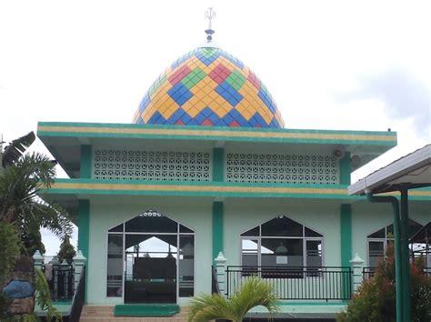 desain atap mushola kubah mushola sd patra darma balikpapan kubah masjid