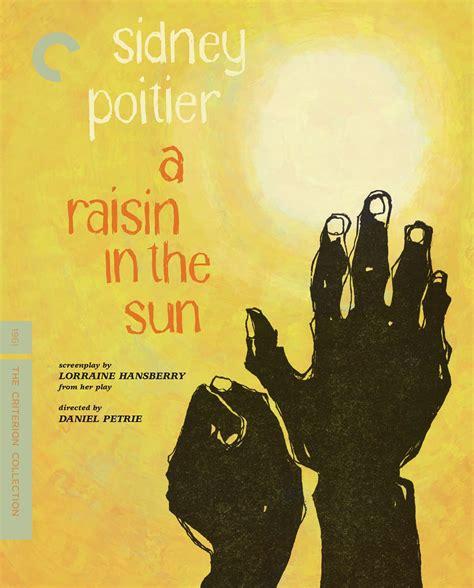 sidney poitier raisin in the sun youtube the criterion collection a raisin in the sun 1961