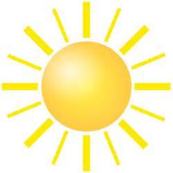 clipart sun clipart sun