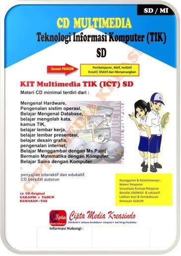1024100010 Pend Pemb Tematik Terpadu B Indonesia Sd Jl 1a K2013 cdanimasi interaktif sd mi cd interaktif ict komputer sd mi