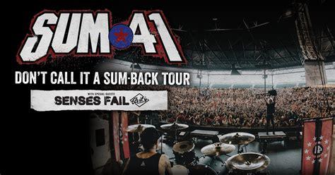 sum 41 pull the curtain sum 41 tour 2016 vip experiences cid entertainmentcid