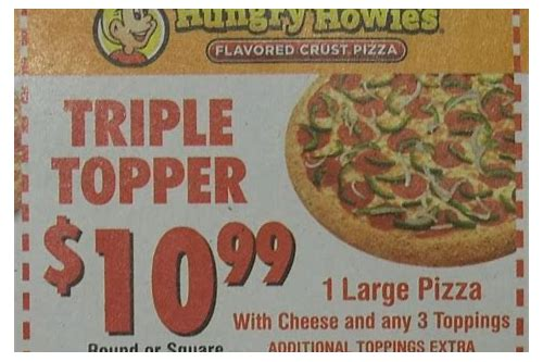 hungry howies coupons 50 off