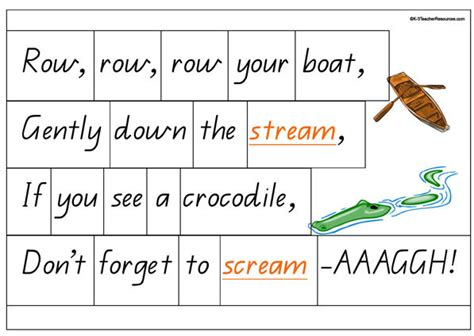 row row your boat french lyrics row row row your boat qld page 09 k 3 teacher resources