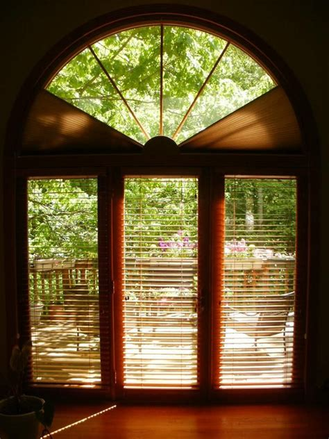 half circle window coverings 17 best ideas about half circle window on