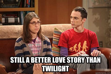 Still A Better Lovestory Than Twilight Meme - still a better love story than twilight shamy quickmeme