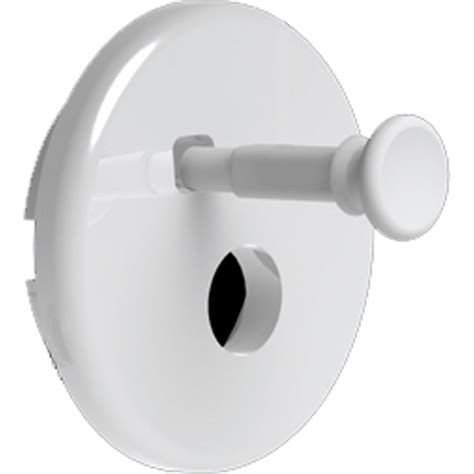 Lsp Plumbing by Lsp Obps 200 W Pull Stop Box Paintable Trim Kit White