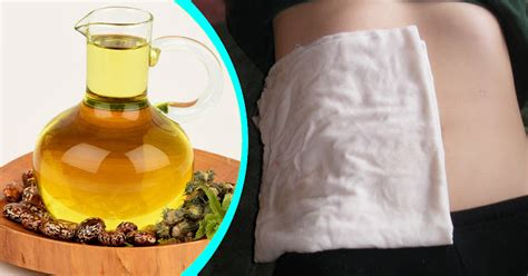 How To Detox Your With Castor Orally by Diy Castor Packs For Liver Detox And Kidney