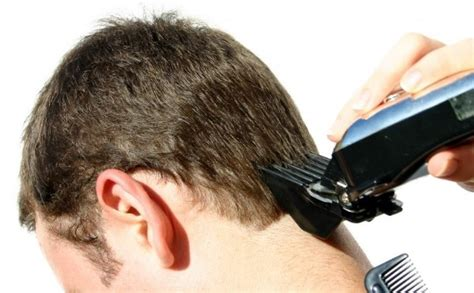 clipper cuts fine hair how to cut hair with clippers instead of scissors