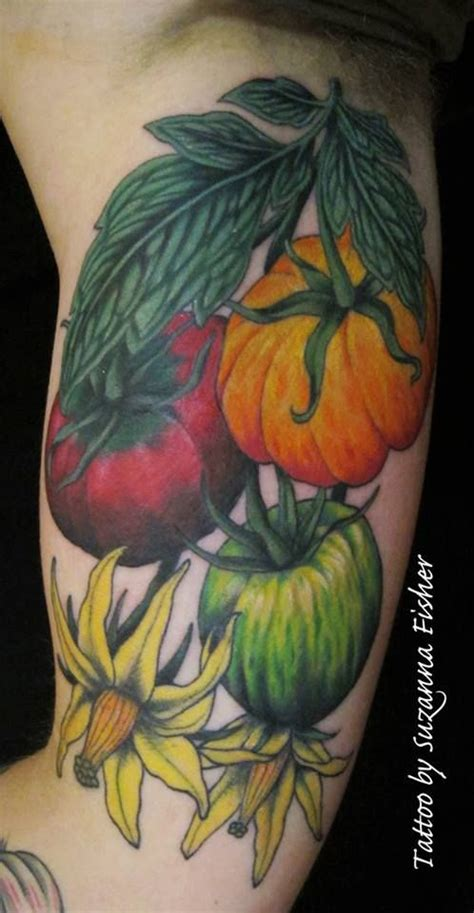 vegetable tattoos 25 best ideas about vegetable on food