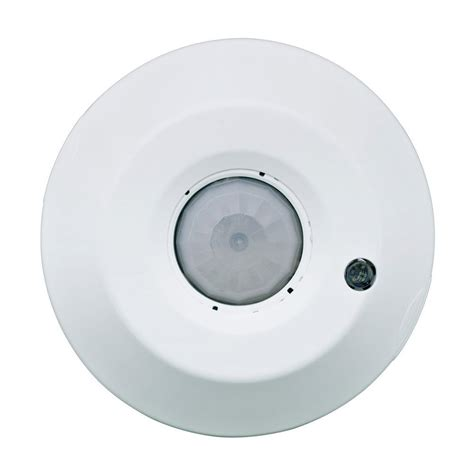 Ceiling Mounted Vacancy Sensor by Leviton O3c15 Idw Odc Series 1500 Sq Ft Passive