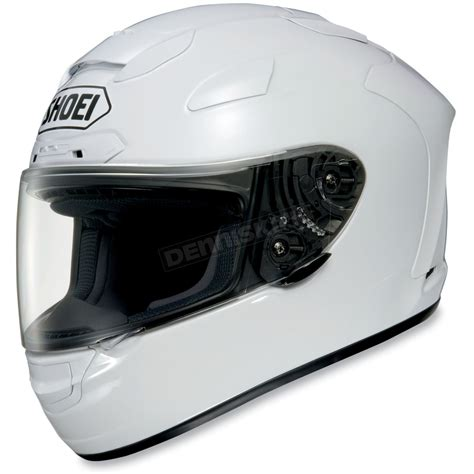 Helmet Shoei Goldwing shoei helmets x twelve white helmet 0112 0109 03 motorcycle goldwing dennis kirk inc