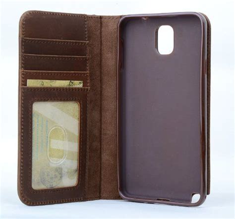 Handmade Leather Cell Phone Cases - mossgreg 5 in 1 genuine handmade leather