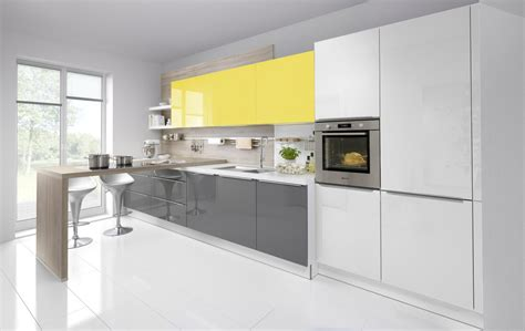 linear kitchen dynamically modern linear kitchen designs