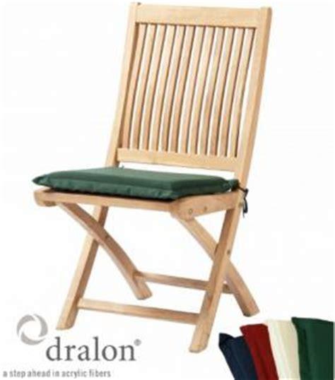 stuhl polster reinigen sitzauflage aus hochwertigem dralon 4 cm