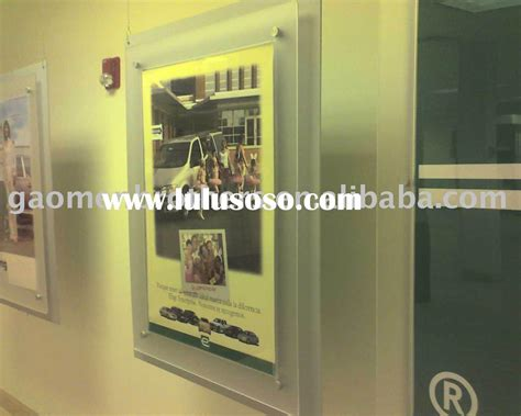 Acrylic Frame Poster acrylic poster frame malaysia images