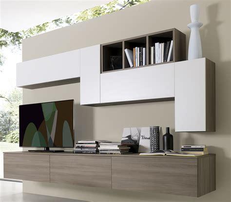 parete soggiorno componibile parete attrezzata componibile s43 emporio3 arredamenti
