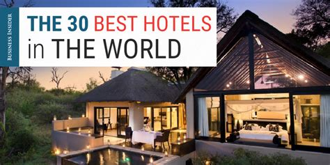 best hostels the best hotels in the world 2015 business insider