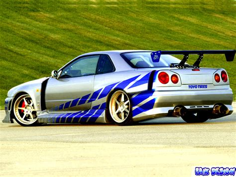 nissan skyline fast and furious 1 nissan skyline fast and furious image 255
