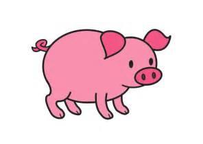 Image Cochon Dessin 21095