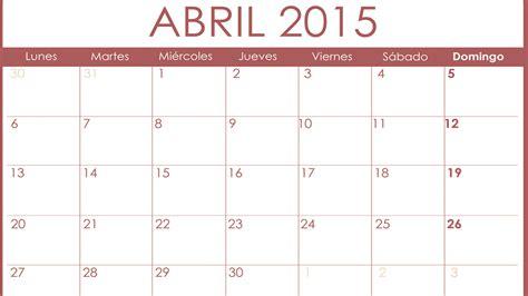 calendario progresar mes abril 2016 calendario fiscal del mes de abril de 2015 blog de anfix