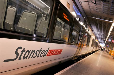 express stansted three companies in the running to improve rail services