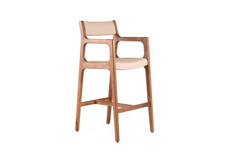 Breakfast Bar Stools With Arms Tres Encinas