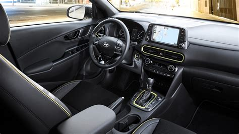 hyundai kona suv  review car magazine