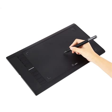 drawing pad free ugee m708 10x6 quot smart graphics drawing tablet digital