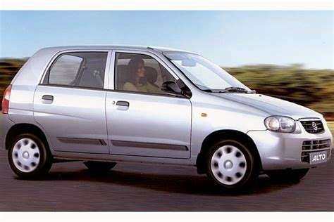 Suzuki Alto Sedan Suzuki Alto 2003 Car Review Honest