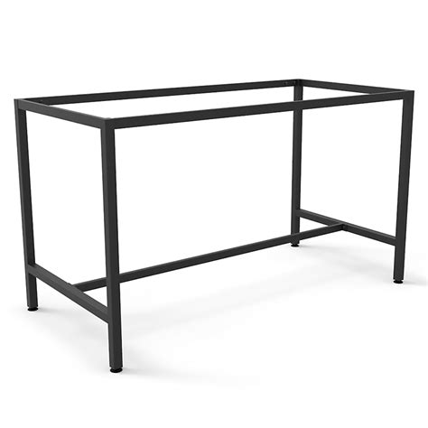 high top bar table bases barron steel high bar table base no table top value