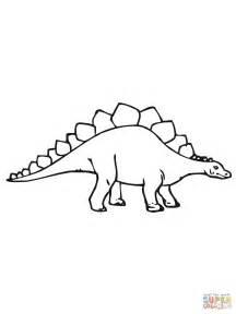 stegosaurus coloring page stegosaurus dino coloring page free printable coloring pages