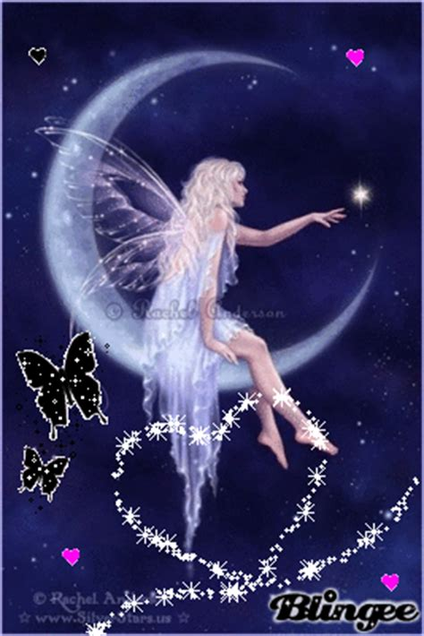 imagenes buenas noches hadas hada de la noche fotograf 237 a 120157109 blingee com