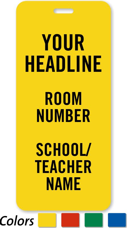 Durable Bathroom And Hall Passes Fun Designs Customize Online Customizable Pass Template