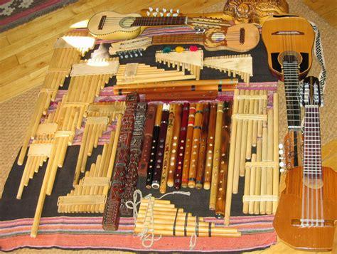 imagenes de instrumentos musicales andinos acerca de mi instrumentos