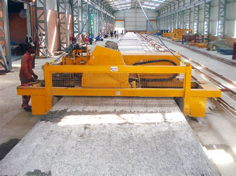 Concrete Sleeper Plant In India by Welcome To Rms 171 Complete Pre Stressed Concrete Sleeper Production From Design To Plant