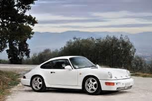 Porsche Carerra Rs Porsche 911 Rs 964 1991 1992 Autoevolution