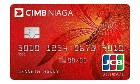 kartu kredit cimb niaga credit card cimb niaga