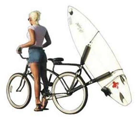 Bike Surf Rack by Block Surfboard Bike Rack Rear For Sale At Surfboards